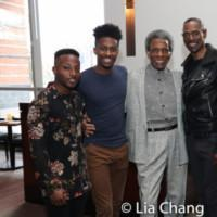 Photo Flash: Andre De Shields Celebrates Closing Night Of SOPHISTICATED LADIES
