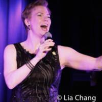 Photo Flash: AVENUE Q's Jennifer Barnhart Sparkles In Cabaret Debut At The Laurie Bee Photo