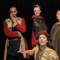 Photo Flash: First Look at Actors' Theatre Of Columbus BEOWULF (AND THE BARD)