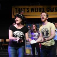 Photo Flash: Barrel Of Monkeys Presents THAT'S WEIRD, GRANDMA: Stories That Sing And  Photo