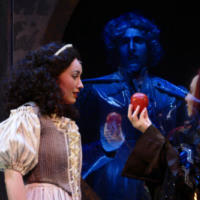 Photo Flash: SNOW WHITE Opens At The Downtown Cabaret Theatre Photos