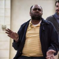 Photo Flash: Inside Broken Nose Theatre's LANGUAGE ROOMS Article