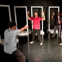 Photo Flash: First Look at Creative Co-Lab's World Premiere Of Bryan-Keyth Wilson's FOR COLORED BOYZ Photos