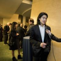 Photo Flash: Cong Bi Shares An Exclusive Performance At Carnegie Hall Photo