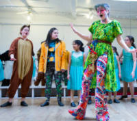 Photo Flash: Broadway Training Center Of Westchester Presents U.S. Premiere Of IMAGINARY Photos