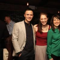 Photo Flash: Thom Sesma, Jeffrey Omura, Kimiye Corwin, Emma Kikue And More Celebrate  Photo