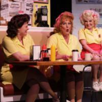 Photo Flash: First Look at Pantochino's THE WAFFLE HOUSE FIVE in Connecticut Photo