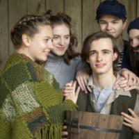 Photo Flash: Outcry Youth Theatre Presents THE OLD MAN AND THE OLD MOON Photos