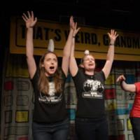 Photo Flash: Barrel Of Monkeys' THAT'S WEIRD, GRANDMA: Stories That Sing And Dance Pl Photo