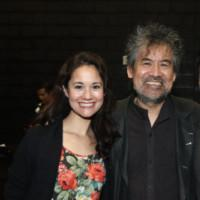 Photo Flash: David Henry Hwang Visits Jason Ma's GOLD MOUNTAIN In Rehearsal Photo