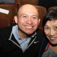 Photo Flash: Pat Suzuki Visits ON THIS SIDE OF THE WORLD Photo