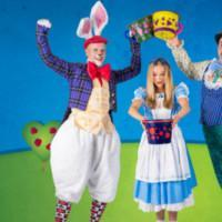 Photo Flash: First Look At Immersion Theatre's Summer Tour Of ALICE IN WONDERLAND