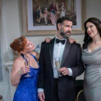 Photo Flash: VERONICA'S POSITION Opens Tonight At Island City Stage Photos