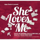 BWW REVIEW: SHE LOVES ME Is An Utterly Adorable Confection Of Captivating Classic Musical Charm