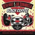 Beth Hart & Joe Bonamassa Release New Record 'Black Coffee' Photo
