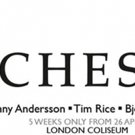Official: Starry Cast Set for West End CHESS; Ball, Burke, Head, Howar and Janson Ann Photo