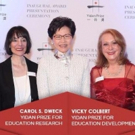 Inaugural Yidan Prize Award Ceremony Honors Outstanding Contributions to Education