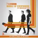 Hanson Launch Landmark Symphonic Tour and Album, STRING THEORY Photo