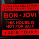 Bon Jovi Announces THIS HOUSE IS NOT FOR SALE 2018 Tour