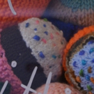 Exeter Northcott Theatre Looks for Good Home For 1,500 Cupcakes Knitted For Panto By  Photo