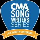 CMA Songwriters Series Announces January Toronto Show