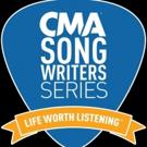 CMA Songwriters Series Announces January Toronto Show Photo
