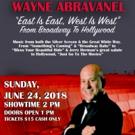 Wayne Abravanel Brings EAST IS EAST - WEST IS WEST to the Arthur Newman Photo