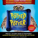 POTTED POTTER Is Back In Manila By Magical Demand