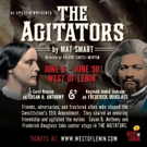 THE AGITATORS By Mat Smart Comes to Seattle Photo