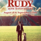 RUDY to Return to Theaters for its 25th Anniversary Photo