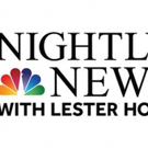 RATINGS: NBC NIGHTLY NEWS WITH LESTER HOLT Wins the Week