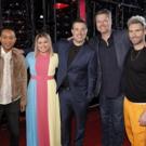 Kelly Clarkson, John Legend, Adam Levine And Blake Shelton to Return as Coaches of TH Photo