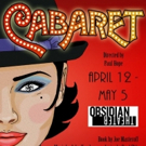 Join Obsidian Theater at The Kit Kat Club this Spring During CABARET: DAS MUSICAL Photo