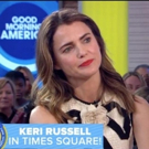 VIDEO: Keri Russell Says BURN THIS Was Too Big An Adventure to Pass Up
