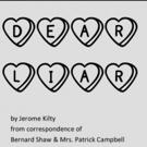 Tacoma Little Theatre Presents DEAR LIAR, An Off The Shelf Reading Photo