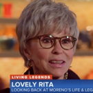 VIDEO: Stage and Screen Legend Rita Moreno Discusses Her Legacy on TODAY Photo