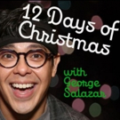 12 Days of Christmas with George Salazar: Day 1- Iconically Christmas with Joe Iconis Photo