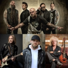 Five Finger Death Punch, Brian May Of Queen, Brantley Gilbert & Kenny Wayne Shepherd Photo