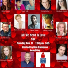 HAMILTON's Daniel J. Watts Joins 'All We Need Is Love' for Broadway Cares Photo