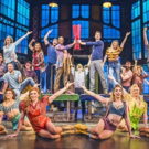 Photo Flash: Get a Look at Oliver Tompsett, Natalie McQueen, and Simon-Anthony Rhoden in KINKY BOOTS Photos