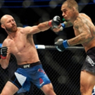 """Monster Energy's Donald """"Cowboy"""" Cerrone Dominates Yancy Medeiros and Wins by Fir Photo"""