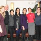 Photo Flash: Steve James, Elizabeth Chai Vasarhelyi And More Attend  Abacus: Small En Photo