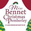 MISS BENNET: CHRISTMAS AT PEMBERLEY Comes to Cyrano's
