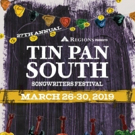 2019 Tin Pan South Performers & Schedule Released
