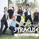 Showtunes Theatre Company Partners with Village Theatre to Present THE BOYS FROM SYRA Photo