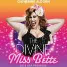 Catherine Alcorn Stars as THE DIVINE MISS BETTE Photo