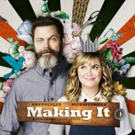 Arrow Fastener Inspires DIYers and Crafters in NBC's MAKING IT Hosted by Amy Poehler and Nick Offerman
