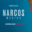NARCOS: MEXICO's Diego Luna and Michael Peña Arrive in Bilbao