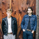 Irish-American Duo Hudson Taylor Announces International Tour Dates and New EP