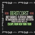 Beast Coast Confirms 'Escape From New York Tour'